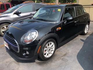 Used 2016 MINI Cooper Hardtop 5dr HB -HEATED LEATHER, PANORAMIC SUNROOF, CRUISE! for sale in Windsor, ON