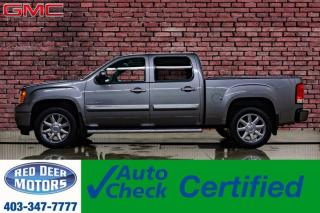 Used 2013 GMC Sierra 1500 4x4 Crew Cab Denali Leather Roof Nav BCam for sale in Red Deer, AB