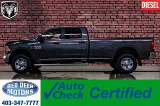 Used 2018 RAM 3500 4x4 Crew Cab SLT Longox Diesel BCam for sale in Red Deer, AB