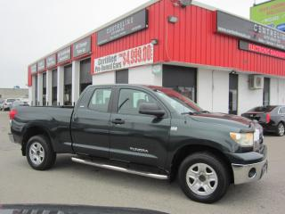 Used 2007 Toyota Tundra SR-5 $12,995+HST+LIC FEE / 6 PASSENGER SEATING / CERTIFIED for sale in North York, ON