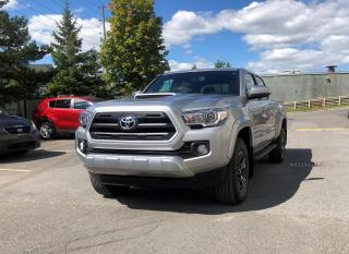 Used 2017 Toyota Tacoma TRD Sport for sale in Ottawa, ON