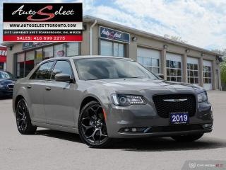 Used 2019 Chrysler 300 ONLY 48K! **SPORT MODEL** CLEAN CARPROOF for sale in Scarborough, ON