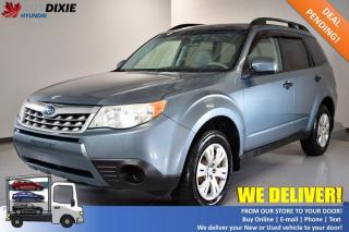 Used 2011 Subaru Forester X Convenience for sale in Mississauga, ON