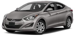 Used 2016 Hyundai Elantra L+ for sale in Charlottetown, PE