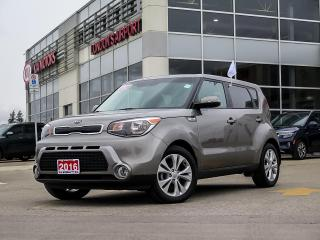 Used 2016 Kia Soul EX for sale in London, ON