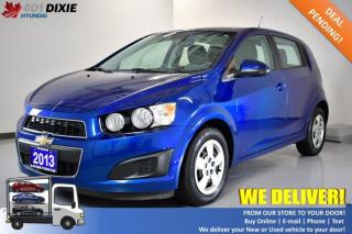 Used 2013 Chevrolet Sonic LS for sale in Mississauga, ON