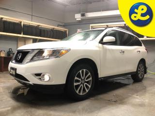 Used 2016 Nissan Pathfinder SV * 4WD * 7 Passenger * Reverse camera with park assist * Power rear lift gate * Power drivers seat * Heated Steering Wheel * Downhill assist * Fog L for sale in Cambridge, ON