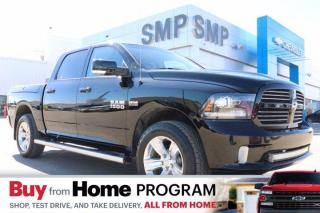 Used 2014 RAM 1500 Sport - Heated/Vented Leather, Navigation, Remote Start for sale in Saskatoon, SK