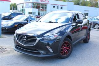 Used 2016 Mazda CX-3 Traction avant 4 portes GS for sale in Shawinigan, QC