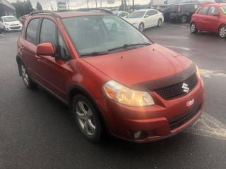 Used 2012 Suzuki SX4 JX, AWD, AUTO, MAGS, A/C, ANTIROUILLE for sale in Lévis, QC