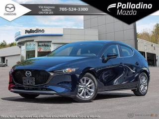 New 2020 Mazda MAZDA3 Sport GS Demo - ADDITIONAL DEMO SAVINGS AVAILABLE for sale in Sudbury, ON