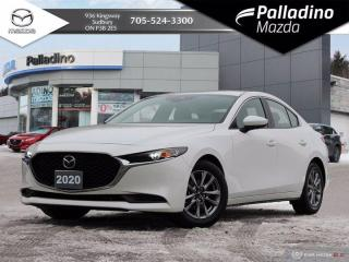 New 2020 Mazda MAZDA3 GS Demo - ADDITIONAL DEMO SAVINGS AVAILABLE for sale in Sudbury, ON