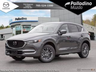 New 2021 Mazda CX-5 GS for sale in Sudbury, ON