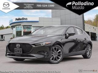New 2021 Mazda MAZDA3 SPORT GT for sale in Sudbury, ON
