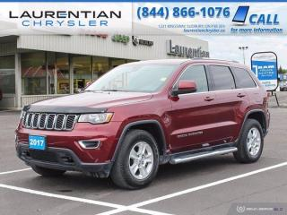 Used 2017 Jeep Grand Cherokee Laredo!!  4X4!!  SNOW MODE!!  LOW KMS!! for sale in Sudbury, ON