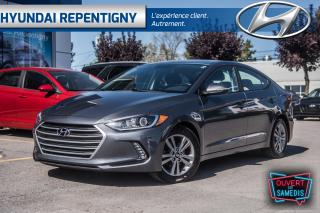 Used 2017 Hyundai Elantra GL 4 PORTES**A/C, MAGS, BLUETOOTH, CAMÉRA** for sale in Repentigny, QC