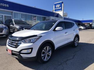 Used 2013 Hyundai Santa Fe Sport 2.0T Limited for sale in Scarborough, ON