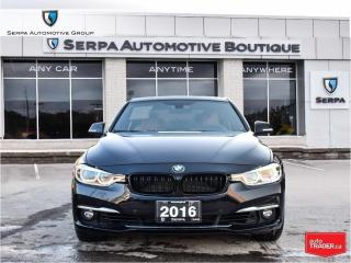 Used 2016 BMW 328 i xDrive |NAV|ROOF|18SBLACK|TAN|LOWK| for sale in Toronto, ON