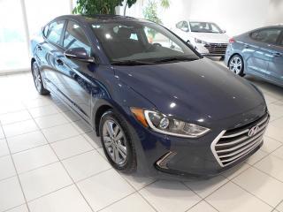Used 2017 Hyundai Elantra GL **CAMERA,BLUETOOTH,UN PROPRIO.IMBATT for sale in Montréal, QC