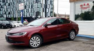 Used 2015 Chrysler 200 LX for sale in Oshawa, ON