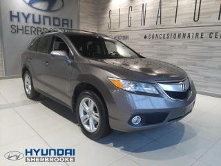 Used 2013 Acura RDX AWD+V6 3.5+CUIR+CAMERA+TOIT+BANCS CHAUFF for sale in Sherbrooke, QC
