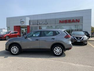 Used 2018 Nissan Rogue S AWD CVT for sale in Smiths Falls, ON