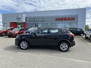 Used 2018 Nissan Rogue Sport S AWD CVT (2) for sale in Smiths Falls, ON