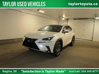 Used 2019 Lexus NX 300 Premium Package for sale in Regina, SK