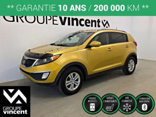Used 2011 Kia Sportage LX AWD ** GARANTIE 10 ANS ** VUS fiable et abordable! for sale in Shawinigan, QC