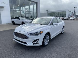 Used 2020 Ford Fusion Energi Hybride Hybride for sale in Victoriaville, QC