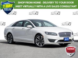 Used 2019 Lincoln MKZ Reserve EXCEPTIONAL OPPORTUNITY! for sale in St Catharines, ON