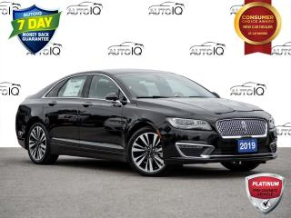 Used 2019 Lincoln MKZ Reserve Courtesy Vehicle | Exceptional Value for sale in St Catharines, ON
