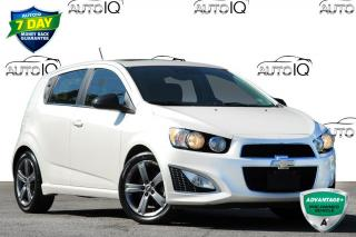 Used 2015 Chevrolet Sonic RS Manual RS | MANUAL | AC | BLUETOOTH | POWER GROUP | for sale in Kitchener, ON