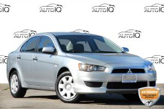 Used 2009 Mitsubishi Lancer AS TRADED | AUTO | AC | POWER GROUP | for sale in Kitchener, ON