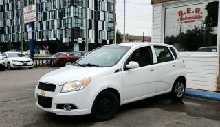 Used 2010 Chevrolet Aveo LT for sale in Oshawa, ON