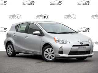 Used 2014 Toyota Prius c Toyota Certified Pre-Owned - Compace Hybrid for sale in Welland, ON