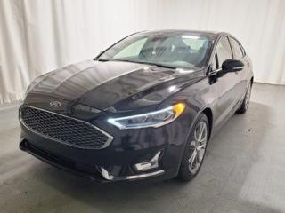 New 2020 Ford Fusion Hybrid Titanium for sale in Regina, SK