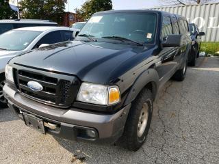 Used 2007 Ford Ranger 4.0L V6 for sale in Barrie, ON
