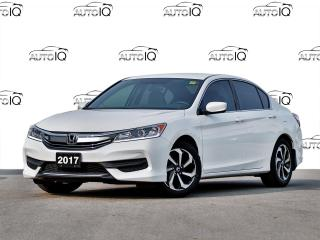 Used 2017 Honda Accord LX CERTIFIED! ONLY 54000KMS! for sale in Hamilton, ON