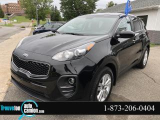 Used 2018 Kia Sportage LX TRACTION AVANT for sale in Shawinigan, QC