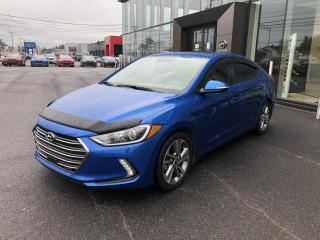 Used 2018 Hyundai Elantra MODÈLE GLS 26000 KILOS SEULEMENT CUIR TO for sale in Alma, QC