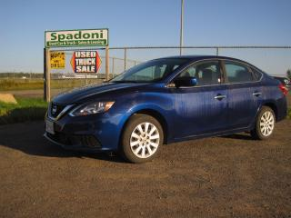 Used 2019 Nissan Sentra SV for sale in Thunder Bay, ON