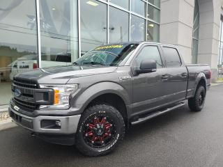 Used 2018 Ford F-150 XL , SUPERCREW , 4X4 , BOITE 6.5 , CAM D for sale in Ste-Agathe-des-Monts, QC