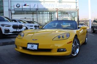 Used 2007 Chevrolet Corvette 2dr Convertible for sale in Langley, BC
