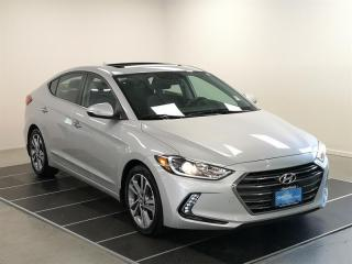 Used 2017 Hyundai Elantra Limited for sale in Port Moody, BC