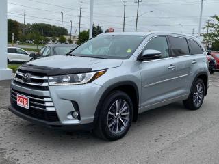 Used 2018 Toyota Highlander XLE+PLATINUM WARRANTY-100,000 KMS! for sale in Cobourg, ON