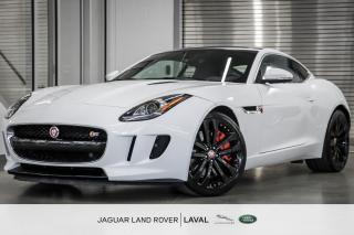 Used 2015 Jaguar F-Type V6 S Coupe *NOUVELLE ARRIVÉE!* for sale in Laval, QC