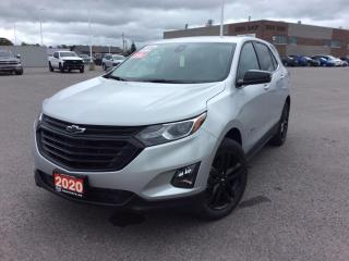 New 2020 Chevrolet Equinox LT for sale in Carleton Place, ON