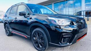 Used 2019 Subaru Forester 2.5i Sport w-EyeSight Pkg,toit,grosse éran for sale in Lévis, QC