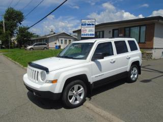 Used 2013 Jeep Patriot SPORT for sale in Ancienne Lorette, QC